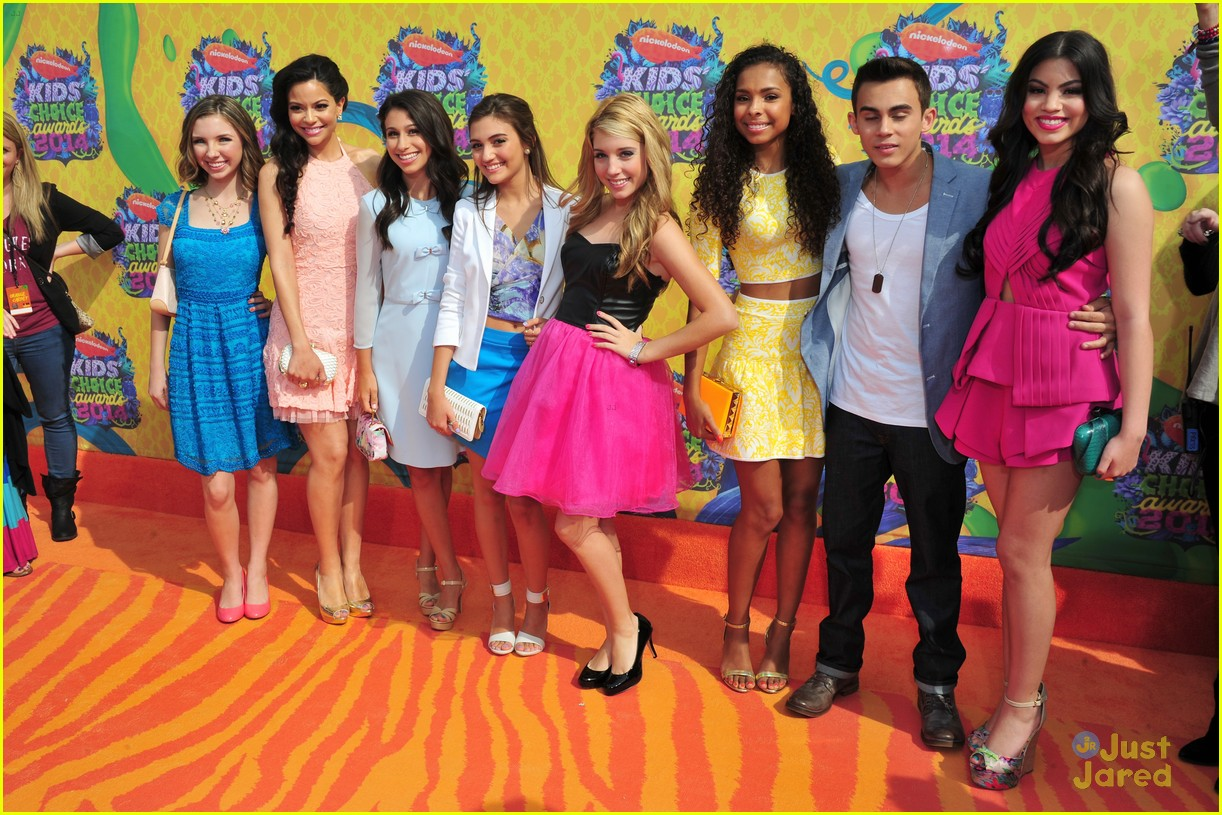 piper curda every witch way cast kids choice awards 2014