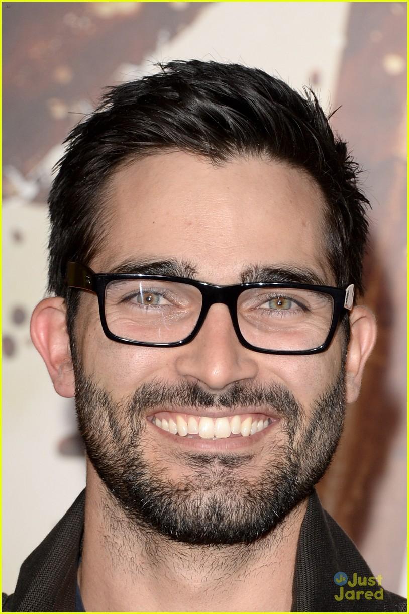 Tyler Hoechlin Glasses
