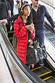 willow smith dreadlocks at lax airport 10
