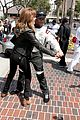 corbin bleu dances amy purdy toyota race sasha clements haunted premiere 06