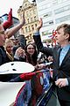 dane dehaan spiderman london premiere 03