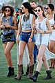 selena gomez sheer dress at coachella 10