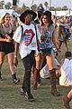 kendall and kylie jenner on an accesory hunt at coachella 201447