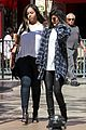 kendall jenner leaves nyc kylie jenner gas lunch 07