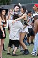 kendall and kylie jenner hang out with jaden and willow smith at coachella29