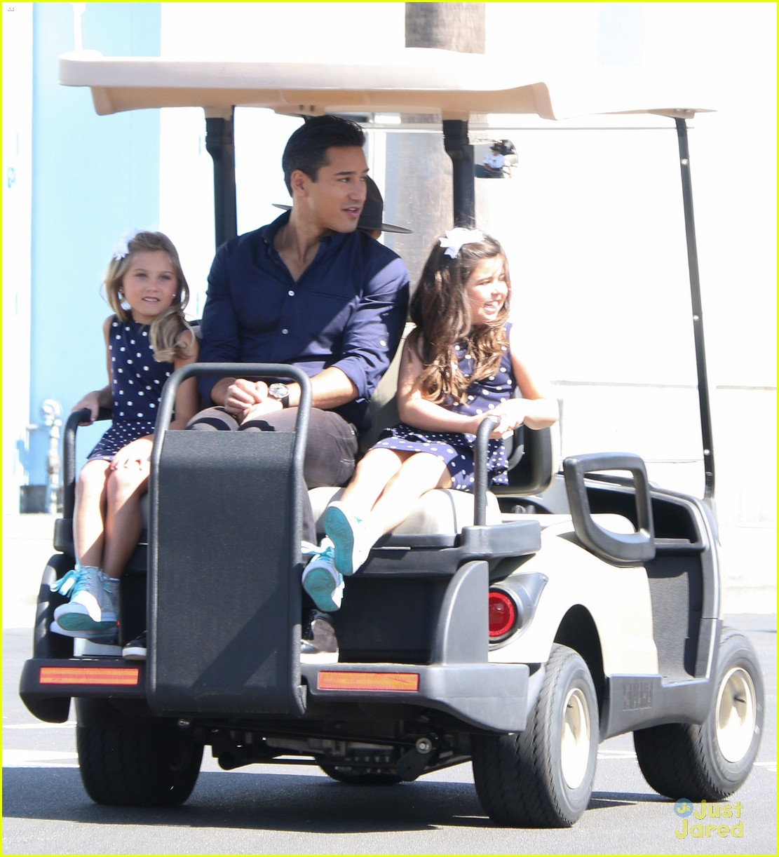 sophia grace rosie golf cart cuties extra 19