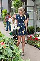 taylor swift earth day floral dress 01