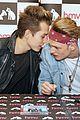 the vamps hmv signing celeb crushes 14