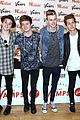 the vamps album signing singing 05