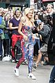 rita ora flower chanel jumpsuit 10