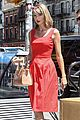 taylor swift red dress meredith met gown 04