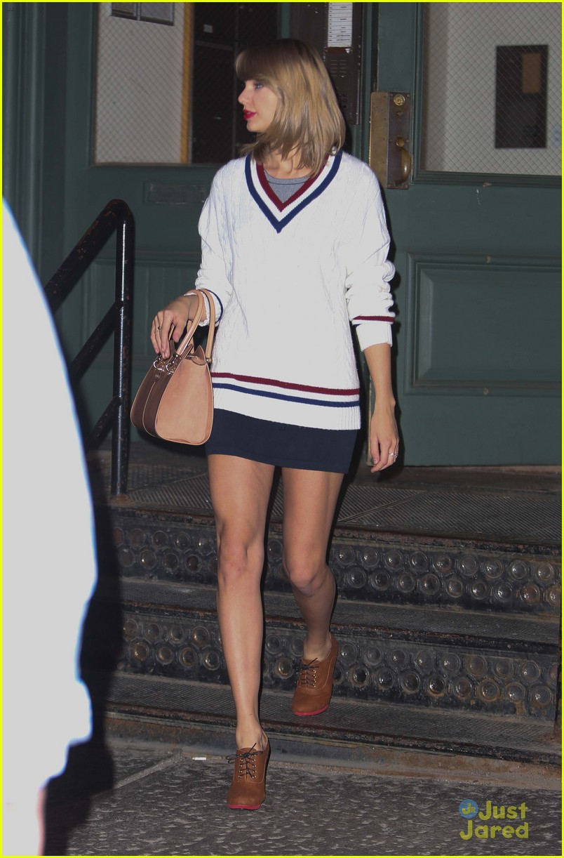 Swift taylor piles preppy new york recommendations dress in winter in 2019