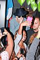 justin bieber supports chris brown at skating fundraiser 13