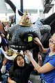 dragon fan event times square 17