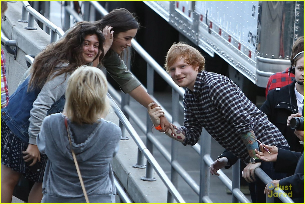Demi Lovato Ed Sheeran Give Me Love Duet