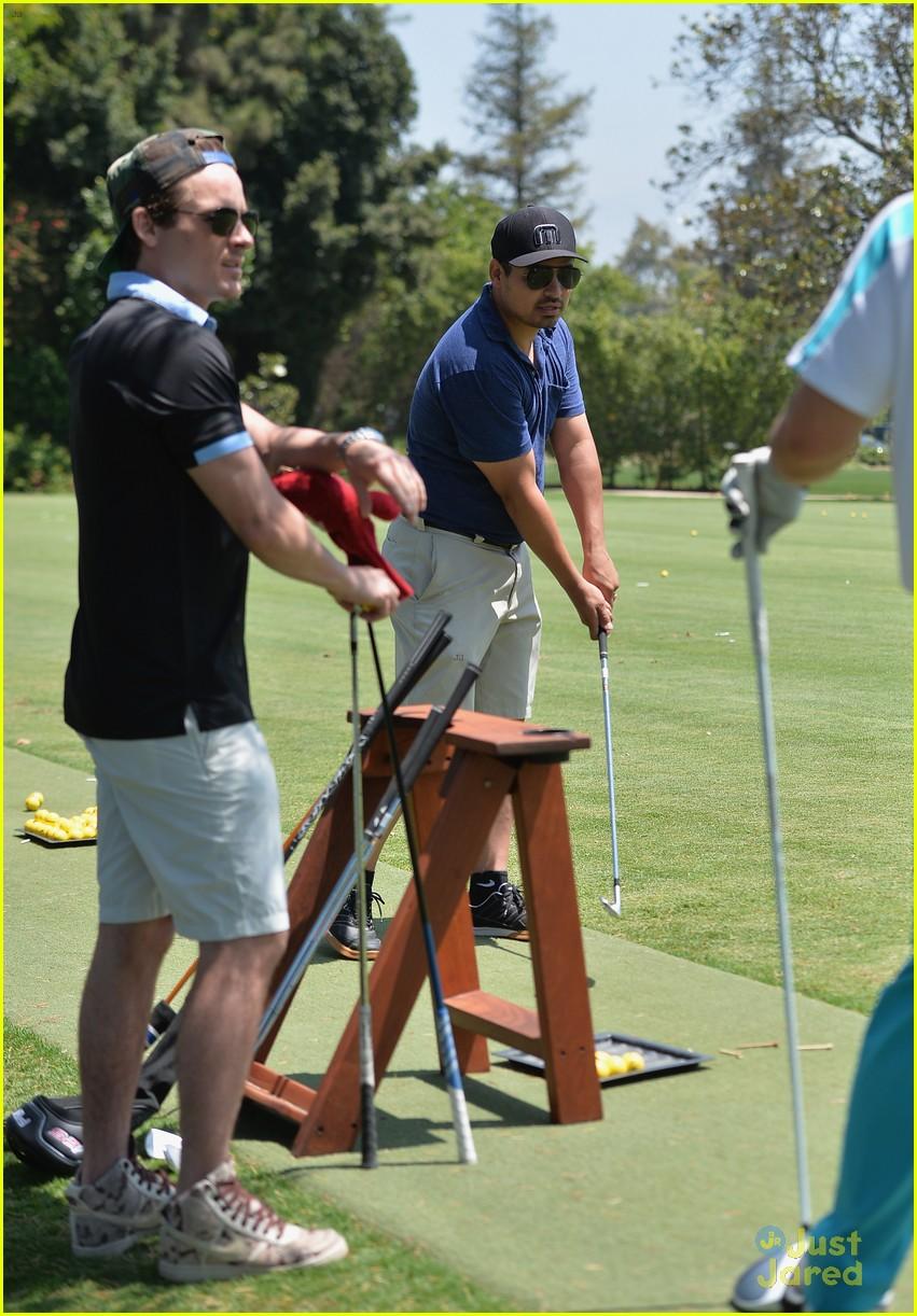 kevin zegers actors fore actors golf classic 2014 07