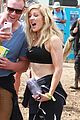 ellie goulding sam smith cressida bonas glastonbury sunday 16