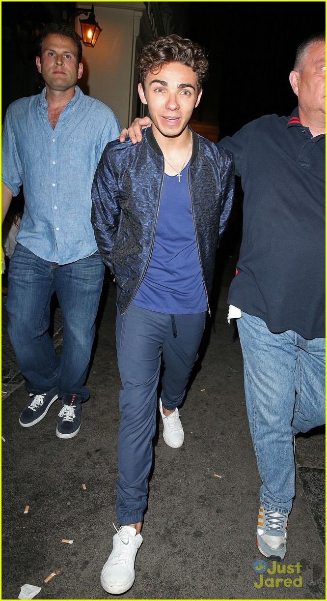 nathan sykes george shelley union j mahiki nightclub 06
