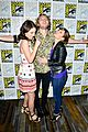 adelaide kane cameron monaghan odeya rush sin city game launch sdcc 14