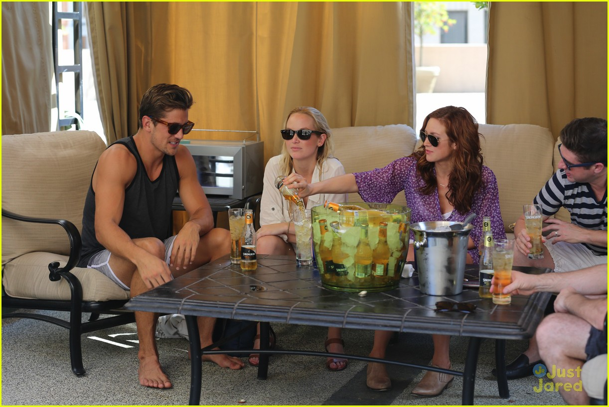 anna camp glamping brittany snow vegas 10