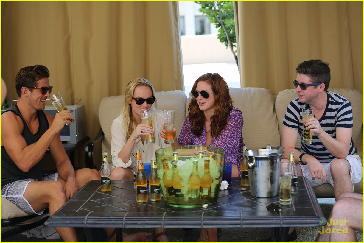 anna camp glamping brittany snow vegas 20