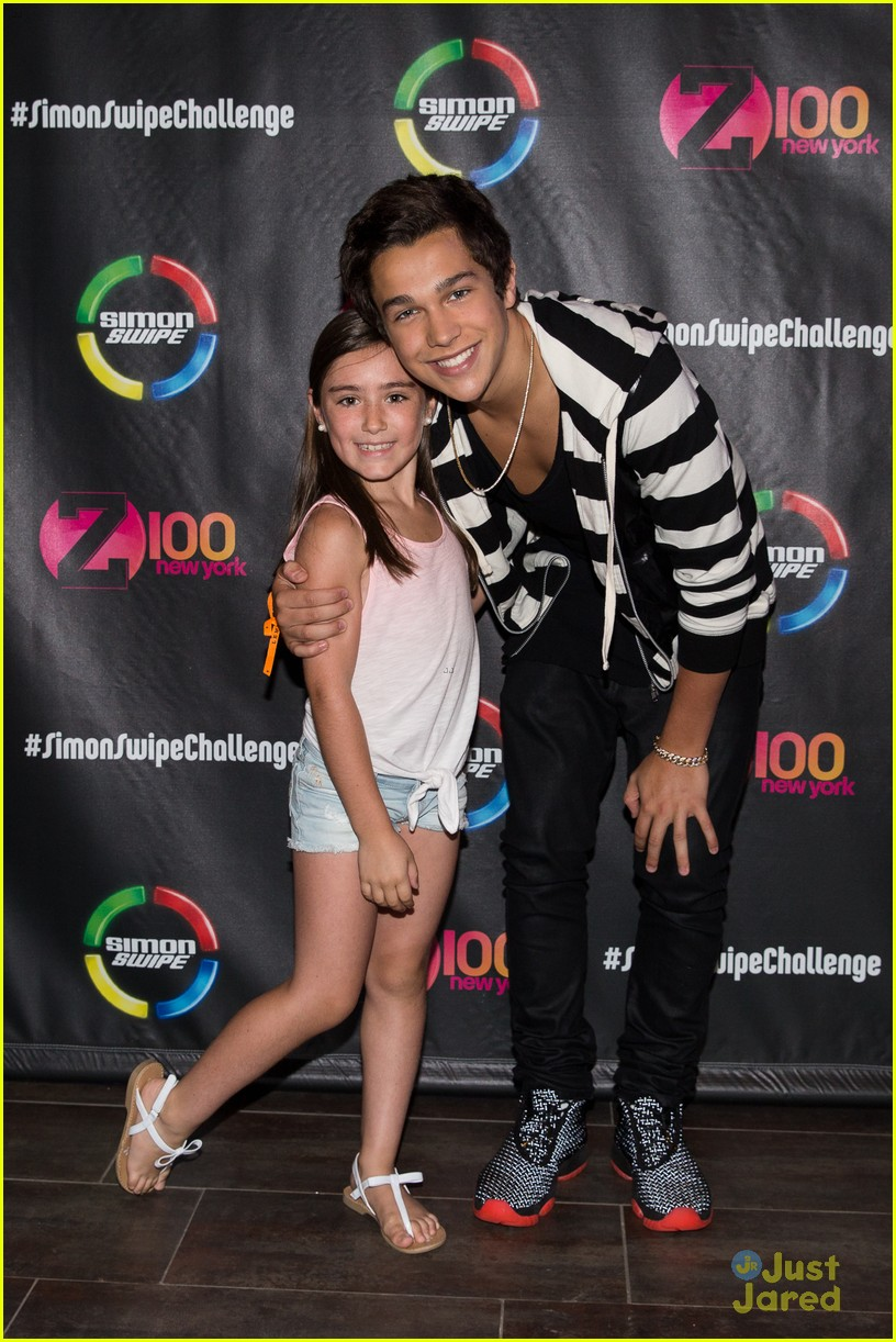 Austin mahone hits up iheartradio before heading back to miami austin mahone iheartradio head back miami 05 kristyandbryce Images