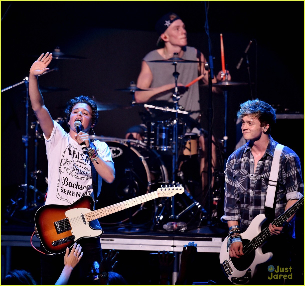 Austin mahone turns up la with the vamps fifth harmony shawn austin mahone concert nokia theatre los angeles 01 m4hsunfo