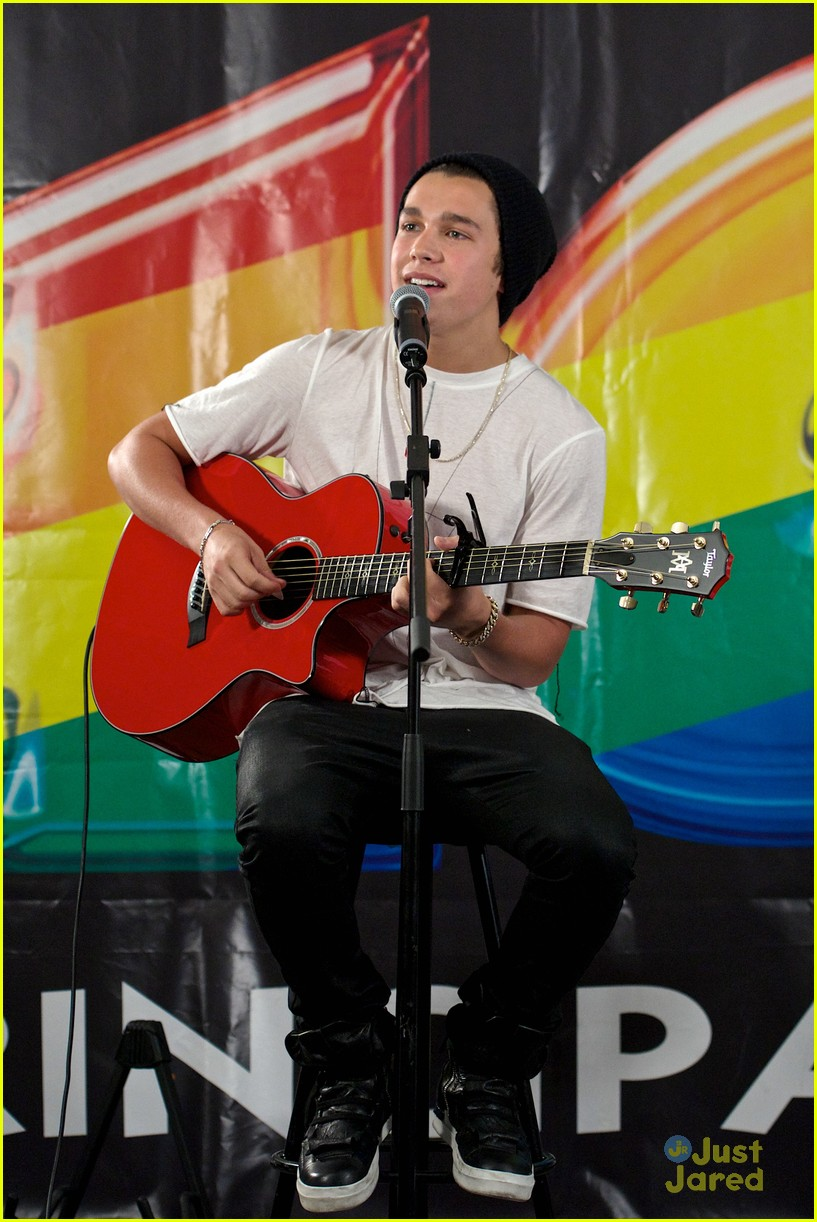 austin mahone grammys madrid spain 07