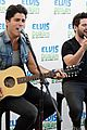 dan shay z100 interview blake bus 09