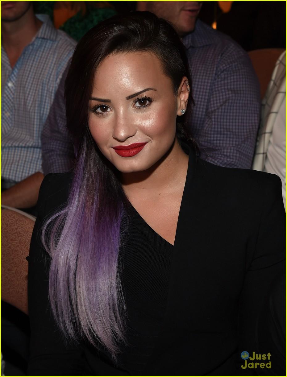 Demi Lovato Wilmer Valderrama Ufc Fight