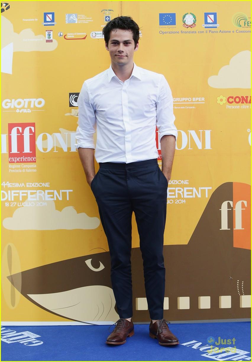 Dylan O Brien Talks Maze Runner At Giffoni Film Festival