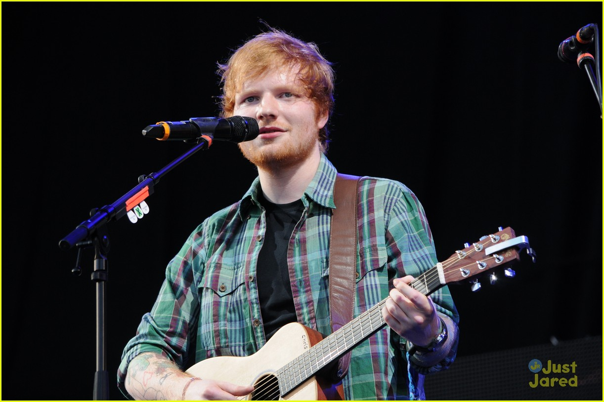 Ed Sheeran's Ex Nina Nesbitt Confesses She Wrote Songs About