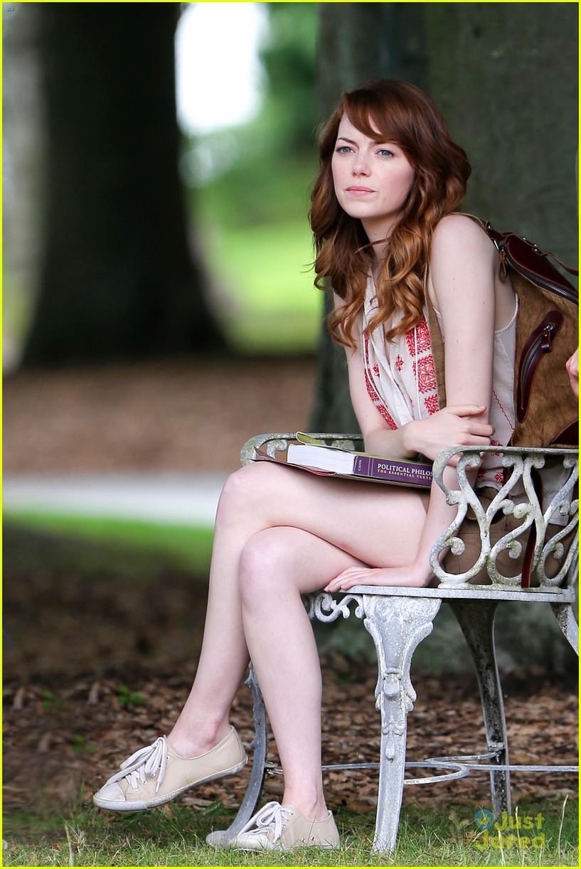 emma stone joaquin phoenix park woody allen film 02