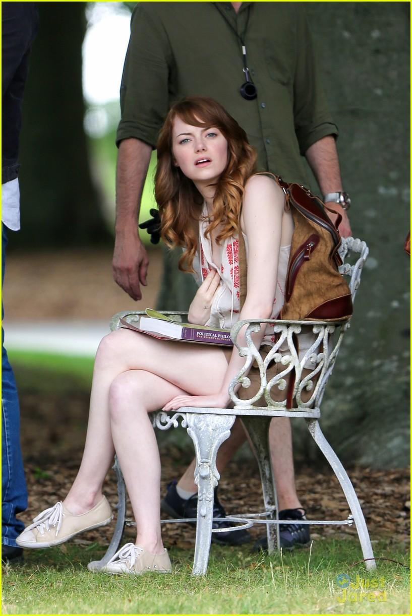 emma stone joaquin phoenix park woody allen film 20