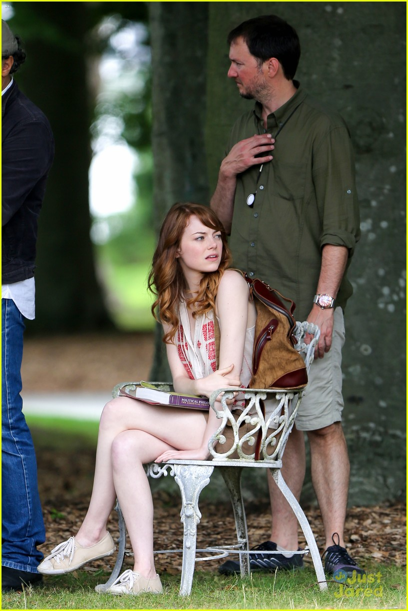 emma stone joaquin phoenix park woody allen film 21