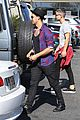 joe jonas goes hawaiian at the grove 05