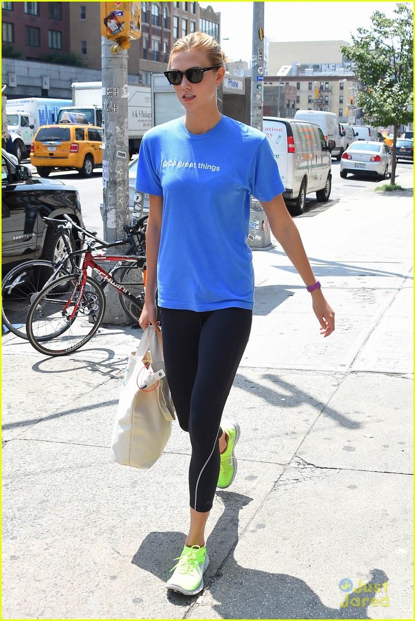 Karlie Kloss Reveals Her Model Workout Secrets Photo 698137