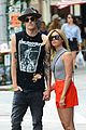 ashley tisdale chris french glasses adventures nyc 05