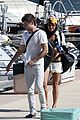 zac efron michelle rodriguez boat italy vacation 30