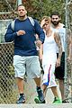 justin bieber boxing skills hike with friends 10