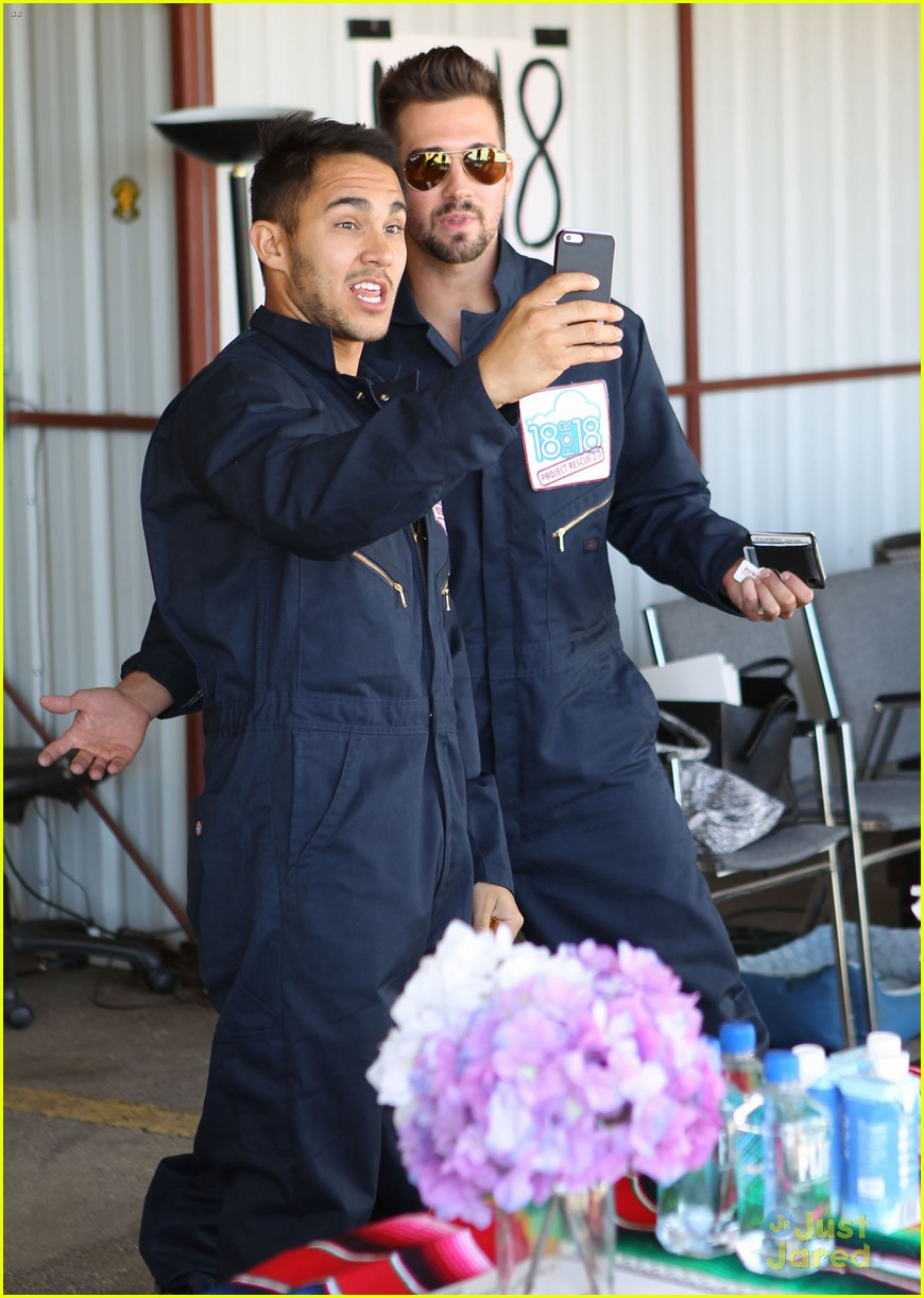 james maslow skydives carlos alexa penavega 10