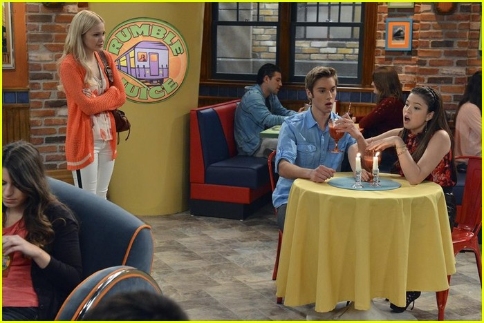 i didnt do it I didn't do it was an american teen sitcom that originally aired on disney channel from january 17, 2014, to october 16, 2015 the series was created by tod himmel and josh silverstein and stars olivia holt, austin north, piper curda, peyton clark, and sarah gilman.
