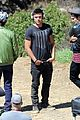 zac efron tree desert we are your friends set 18