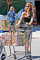 ashley greene dresses up grocery shopping 08