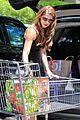 ashley greene dresses up grocery shopping 14