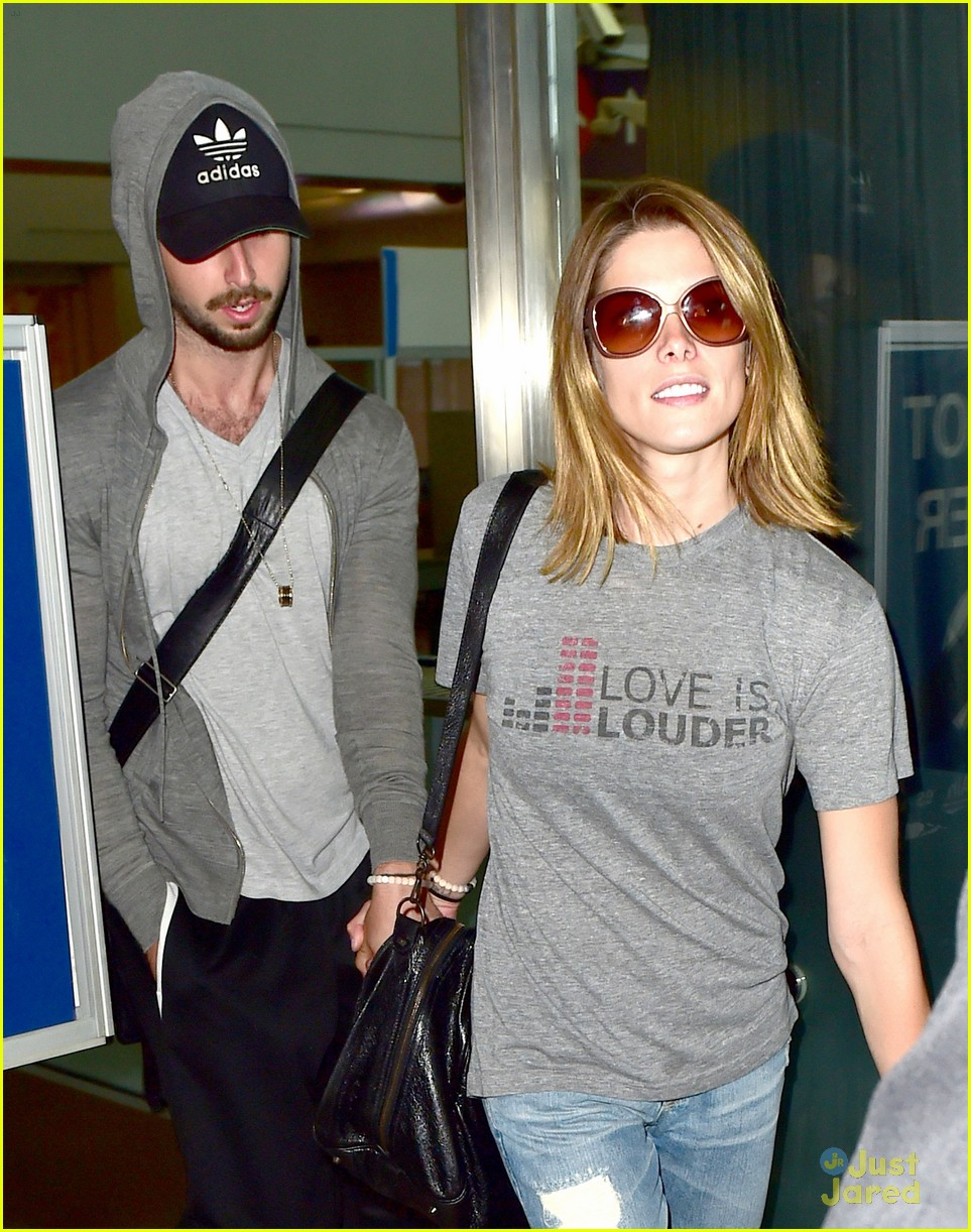 ashley greene is a supporter of love is louder 03