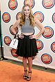greer grammer shenae grimes more dave busters opening 10