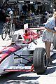 julianne hough helio castroneves selfie before race 07