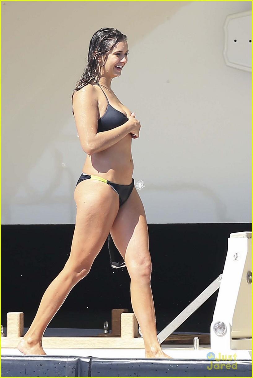 Confirm. was Nina dobrev bikini really
