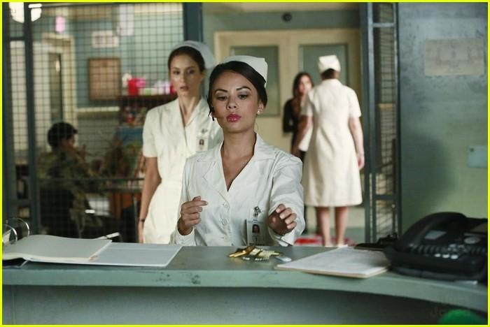 mona spencer behind radley hospital pll finale pics 03